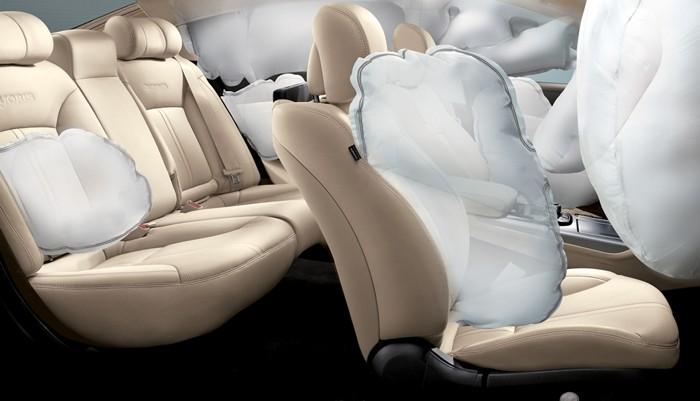 Lee más sobre el artículo Funcionamiento de un Airbag