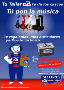 Promo auriculares