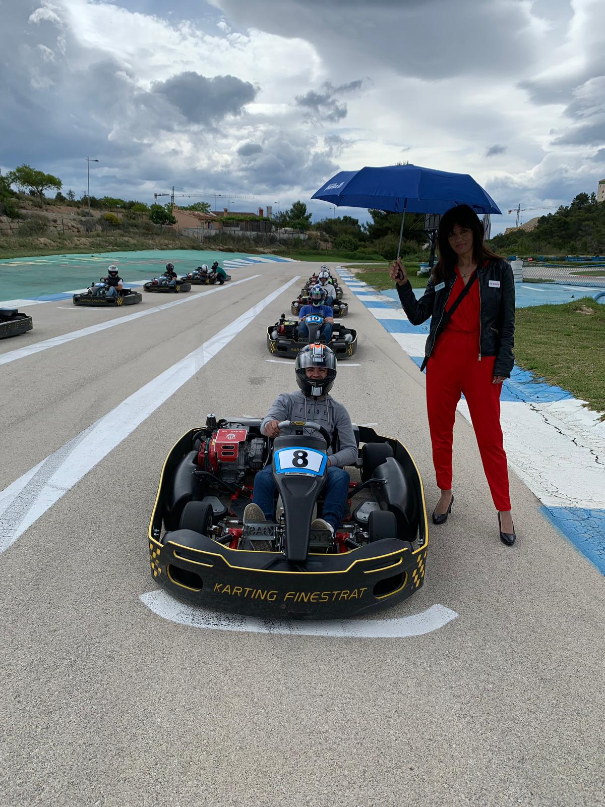Lee más sobre el artículo Karting Gran premio SERCA